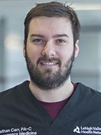 Nathan P. Carr, PA-C headshot