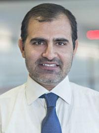 Shujayat Ali, MD headshot