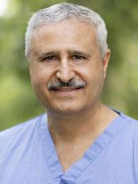 Koroush Khalighi, MD, MS headshot