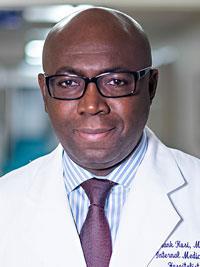 Frank Kusi, MD headshot
