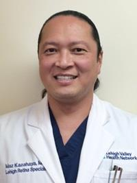 Masayuki Kazahaya, MD headshot