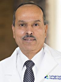 Gubbi N. Ranganath, MD headshot