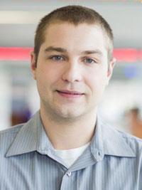 James B. Martin, PA-C headshot