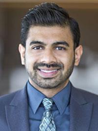 Kunal D. Patel, MD headshot