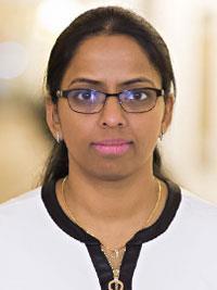 Subhashini Pamulapati, DDS headshot