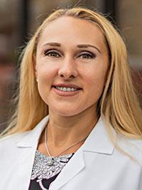 Elena Brinker, CRNP headshot