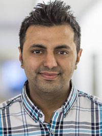 Muhammad  U. Zafar, MD headshot