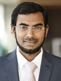 Shamsuddin Shaik, MD