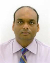 Sunil Daniel, MD headshot